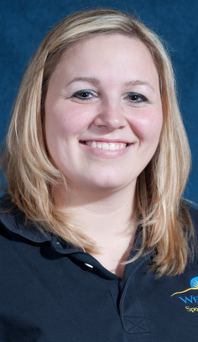 Athletic Trainer Kayla Rang