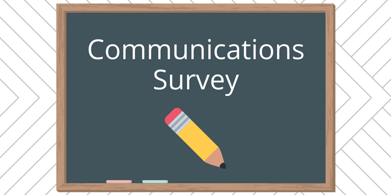 Take our district communications survey