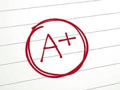 counseling center grade scale