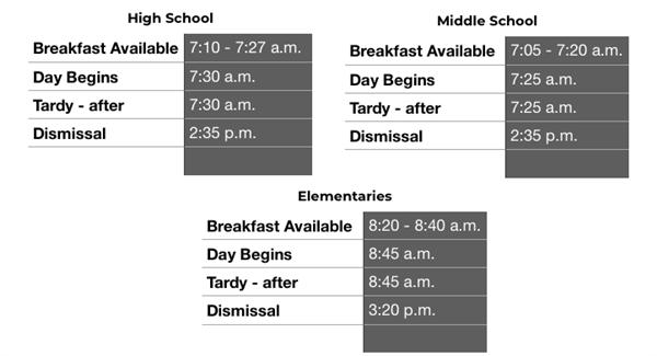 School Hours / School Hours