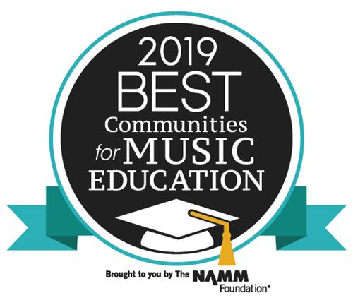 Gettysburg School District-Best Communities for Music Education